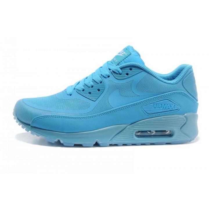 Nike Air Max 90 Prem Tape Glow in the Dark blu